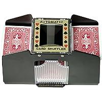 Fat Cat Poker/Casino Juego de Mesa Accesorio: Barajador automático de Naipes, Tiene 1-4 mazos