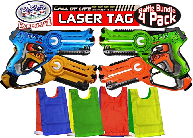 Call Of Life Tag Blaster