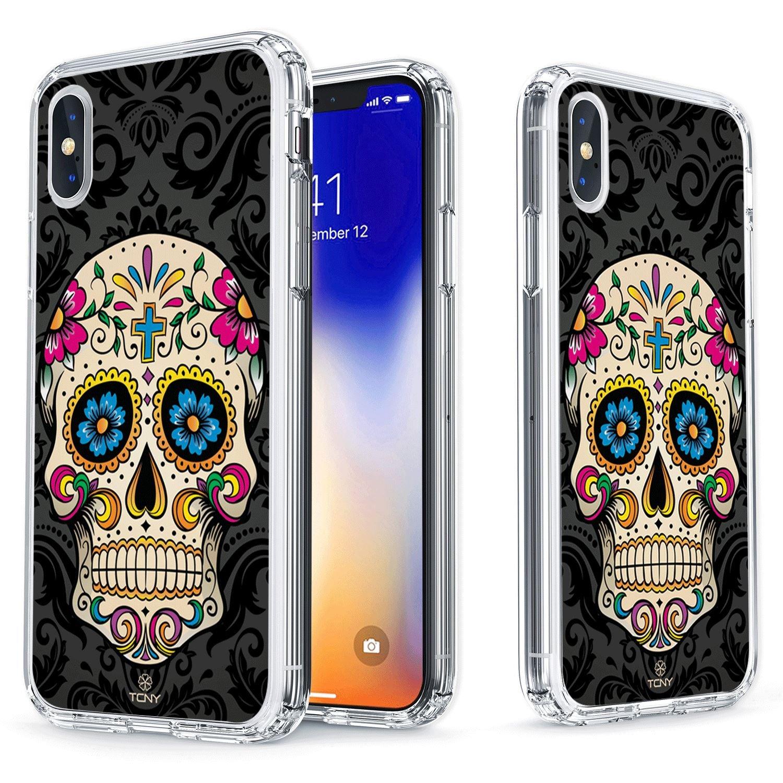 iphone xs skull case