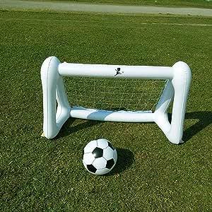 2A14 Practical Soccer Ball Net Goalkeeper Outdoor Game Goal Cloth 4color