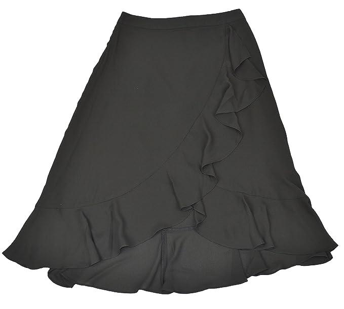 88241eaee654 Amazon.com: Banana Republic Women's Tulip Hem Ruffle Midi Skirt ...