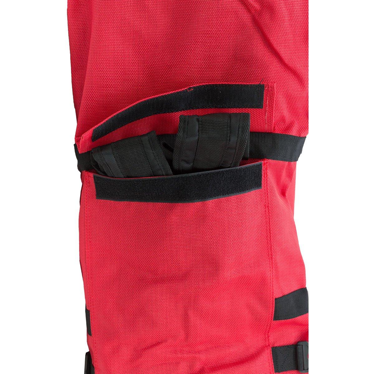 Armor #166 Amphibian Mesh Duffel Durable Bag Backpack