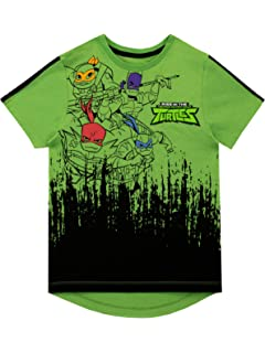 Amazon.com: Teenage Mutant Ninja Turtles Boys Long Sleeved ...