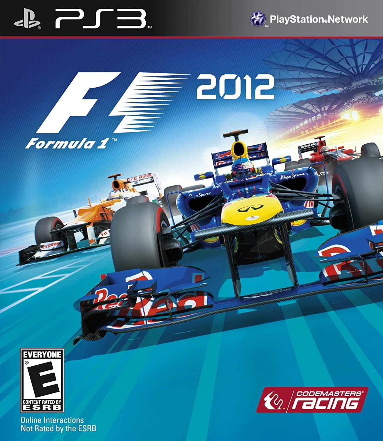 Amazon.com: F1: 2012 - Playstation 3: Whv Games: Video Games