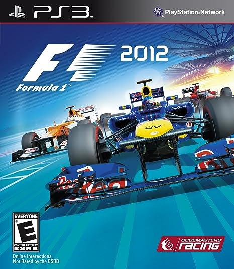 Warner Bros Formula 1 2012, PS3 - Juego (PS3): Amazon.es: Videojuegos