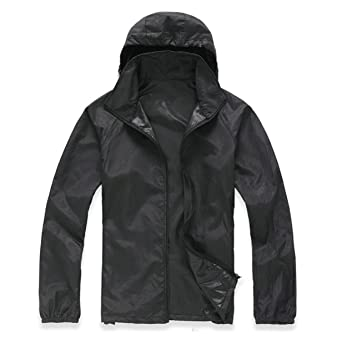 Amazon.com : Wealers Compact Lightweight Thin Jacket Uv Protect  ...
