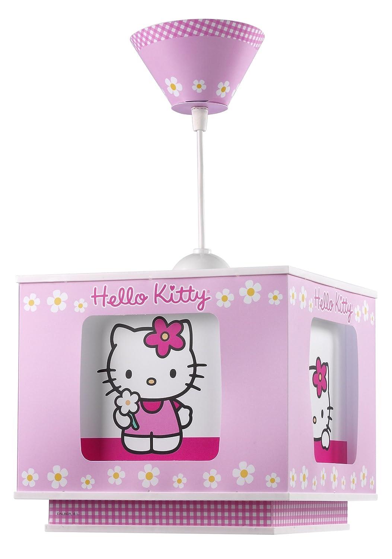 Dalber 63252 Hängeleuchte Hello Kitty Kinderzimmer Lampe Leuchte