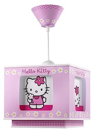 Meget Dalber 63252 Hängeleuchte Hello Kitty Kinderzimmer Lampe Leuchte HU26