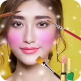 Beauty Selfie Plus Facing Camera -Portrait Retouch
