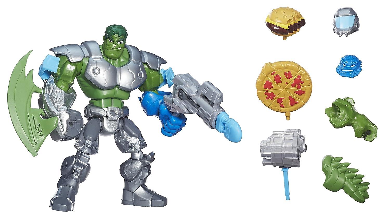 Hulk Poing Fracassant  Super Hero Mashers Marvel's Vision