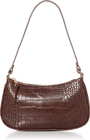 The Drop Bolso para Mujer, Melanie, tipo Baguette