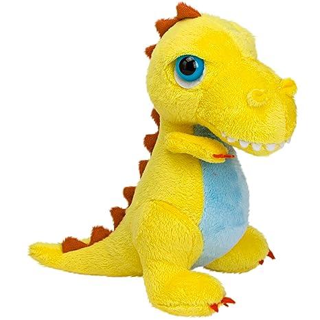 Suki Gifts International T-Rex Dinoz Dinosaurio suave de peluche (tamaño pequeño),