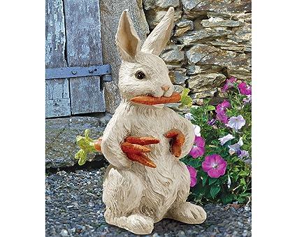 Incroyable Cute Bunny Rabbit Home Garden Statue