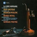 Poulenc:la Voix Humaine/Cocteau:le Bel Indifférent