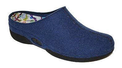 Berkemann Damen Lorena Pantoffeln: : Schuhe