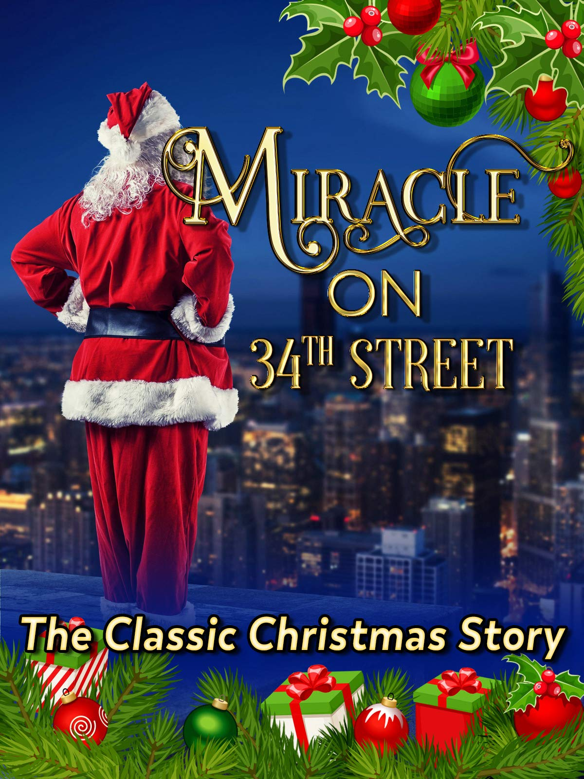 Miracle On 34th Street - The Classic Christmas Story on Amazon Prime Video UK
