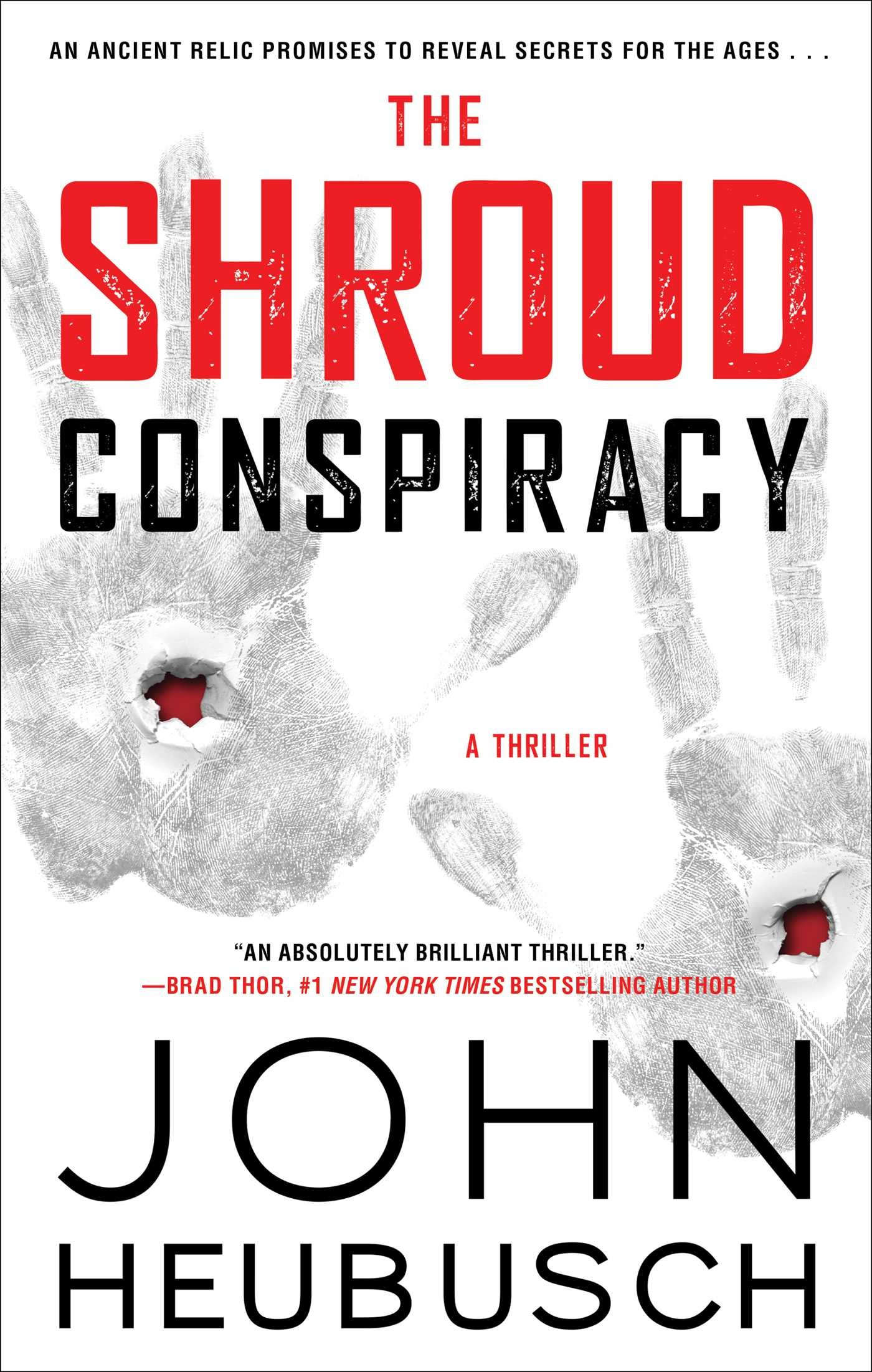 Amazon: The Shroud Conspiracy: A Thriller (the Shroud Series)  (9781501155703): John Heubusch: Books