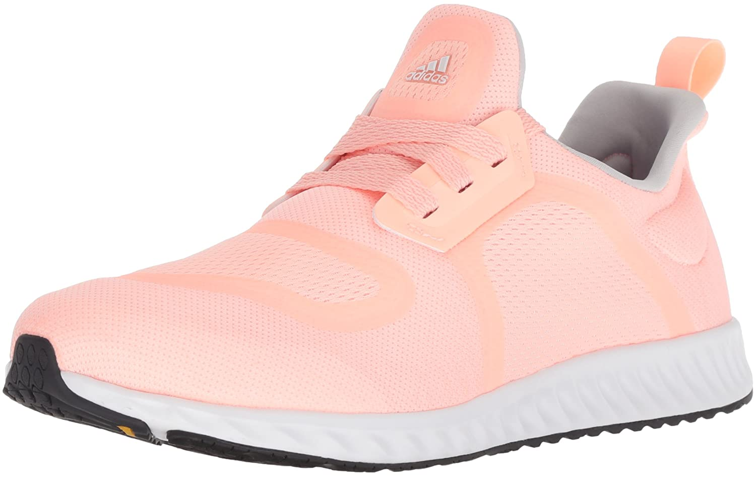 adidas Women's Edge Lux Clima Running Shoe B077XJCGQV 12 B(M) US|Clear Orange/White/Trace Royal