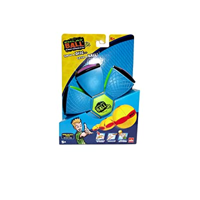 Phlat Ball jr. (Blue): Sports & Outdoors