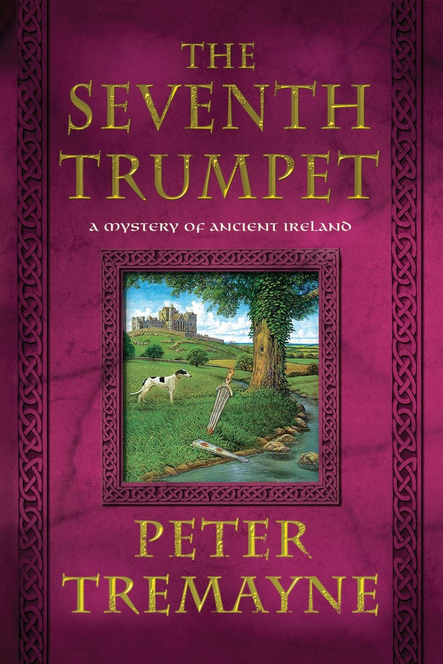 Download The Seventh Trumpet: A Mystery of Ancient Ireland (Mysteries of Ancient Ireland) pdf