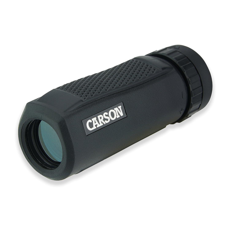 Carson BlackWave 10x25mm Waterproof Monocular WM-025
