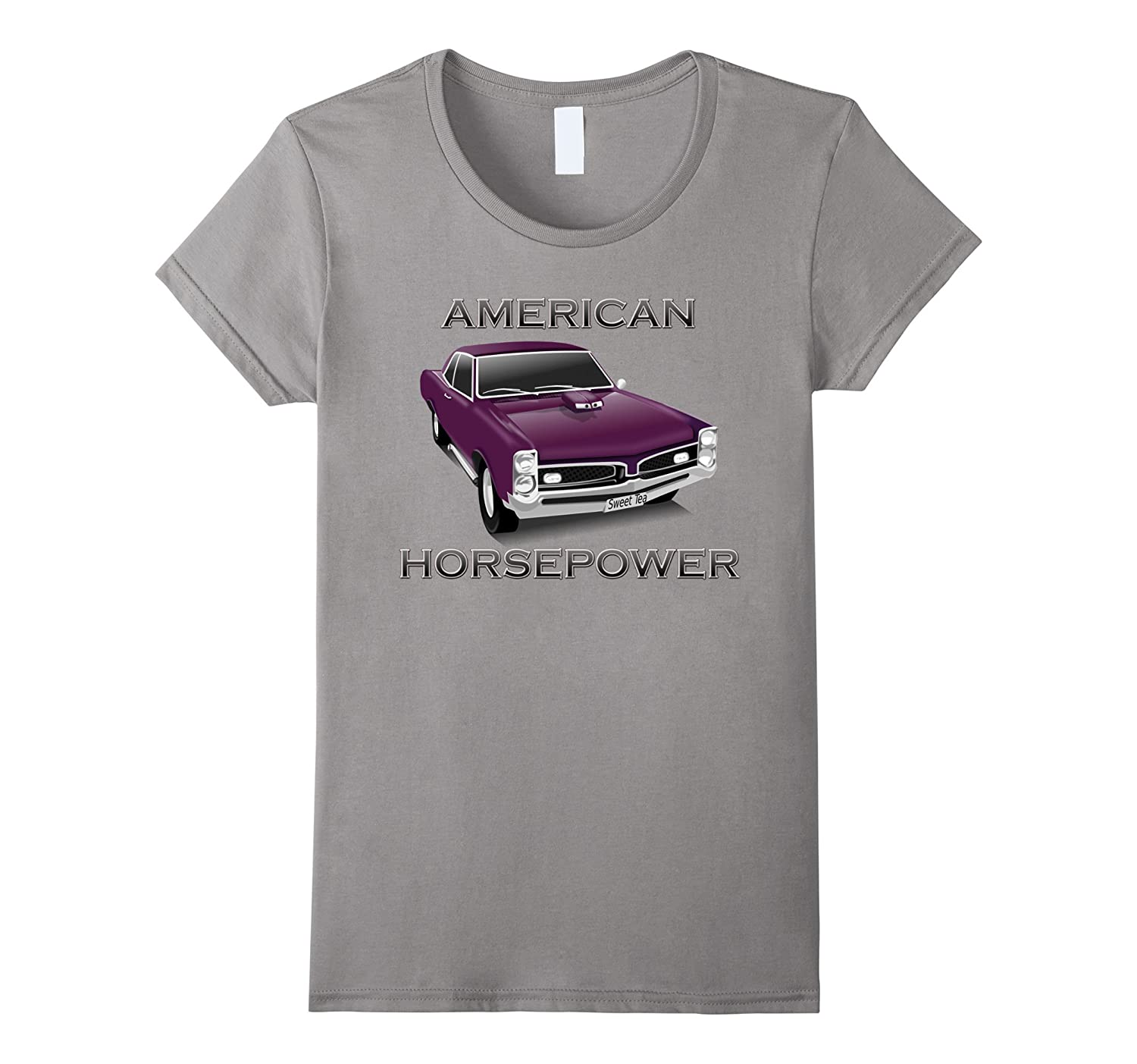 Amazon.com: American Horsepower Muscle Car Hot Rod Pony Car T-Shirt: Clothing