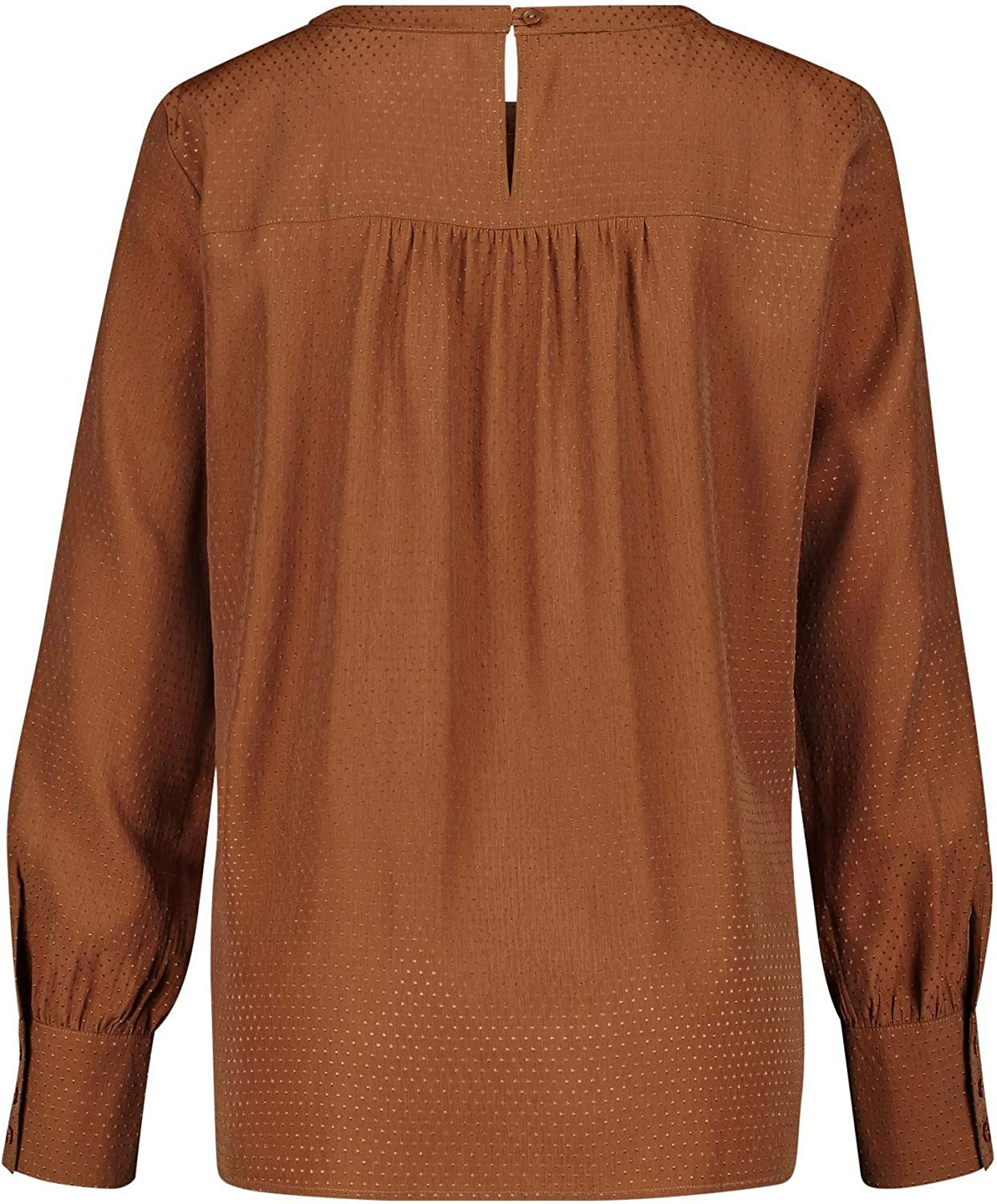 Gerry Weber Camicia Donna Marrone (Toffee 70462)