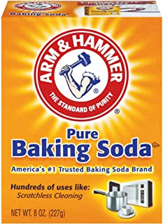 product image for Arm & Hammer Pure Baking Soda, 8oz, Pack of 2