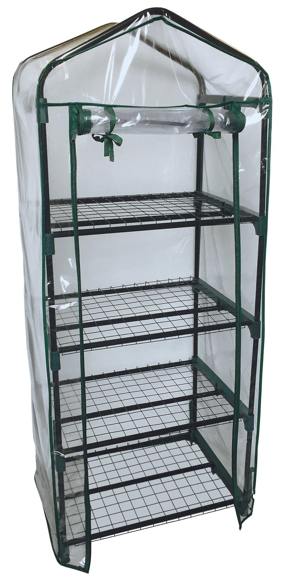 ShelterLogic GrowIT 4-Tier Mini Growhouse
