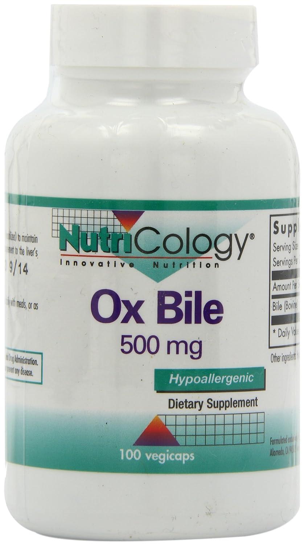 Ox bile salts