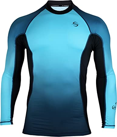 SHORT SLEEVE RASH GUARD quality since 1946 Diving with Sun Protection Cressi Mens Rash Guard for Swimming Surfing