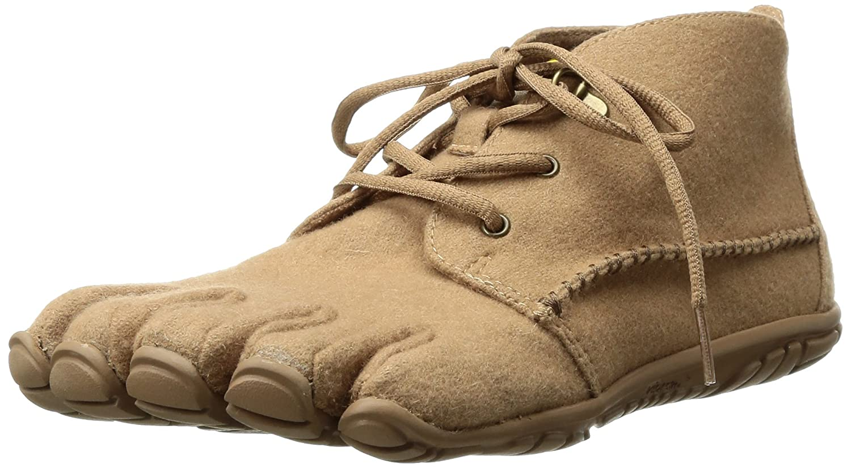 Carmel Vibram Womens CVT-Wool-w Sneaker