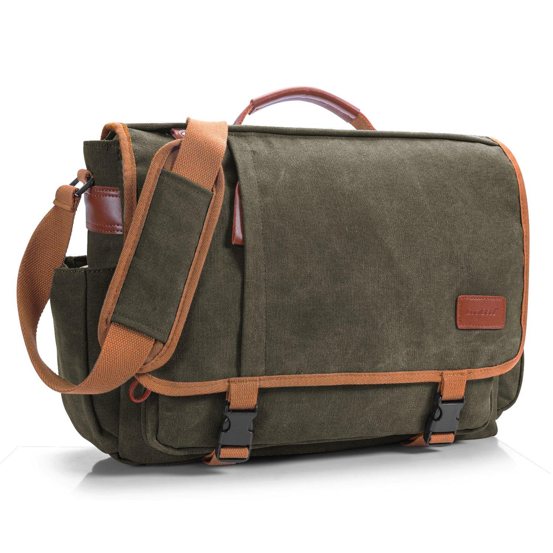 d535613811 Amazon.com  UtoteBag 17.3 Inch Laptop Bag Messenger Bag Notebook College  Shoulder Bag Multi-Function Large Computer Business Work Briefcase
