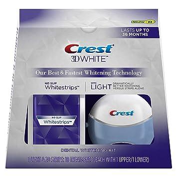 3d white crest amazon