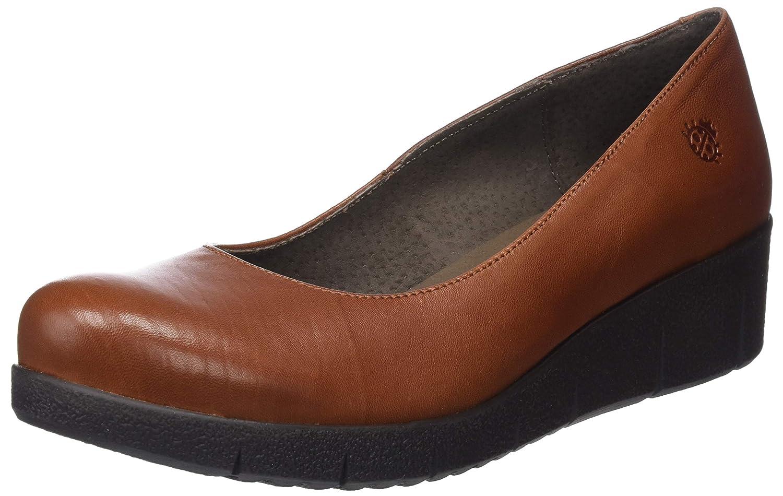 TALLA 40 EU. Yokono Gema, Zapatos de tacón con Punta Cerrada para Mujer