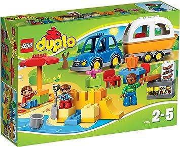 LEGO Duplo - Town, Juego de construcción (10602): Amazon.es: Juguetes y juegos