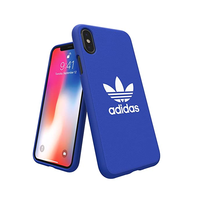 custodia iphone x blu