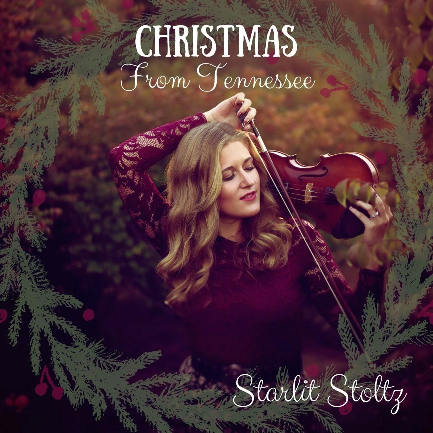Christmas In Tennessee.Starlit Stoltz Christmas From Tennessee Amazon Com Music