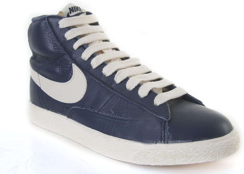 Nike Blazer Mid Leather Vintage Navy