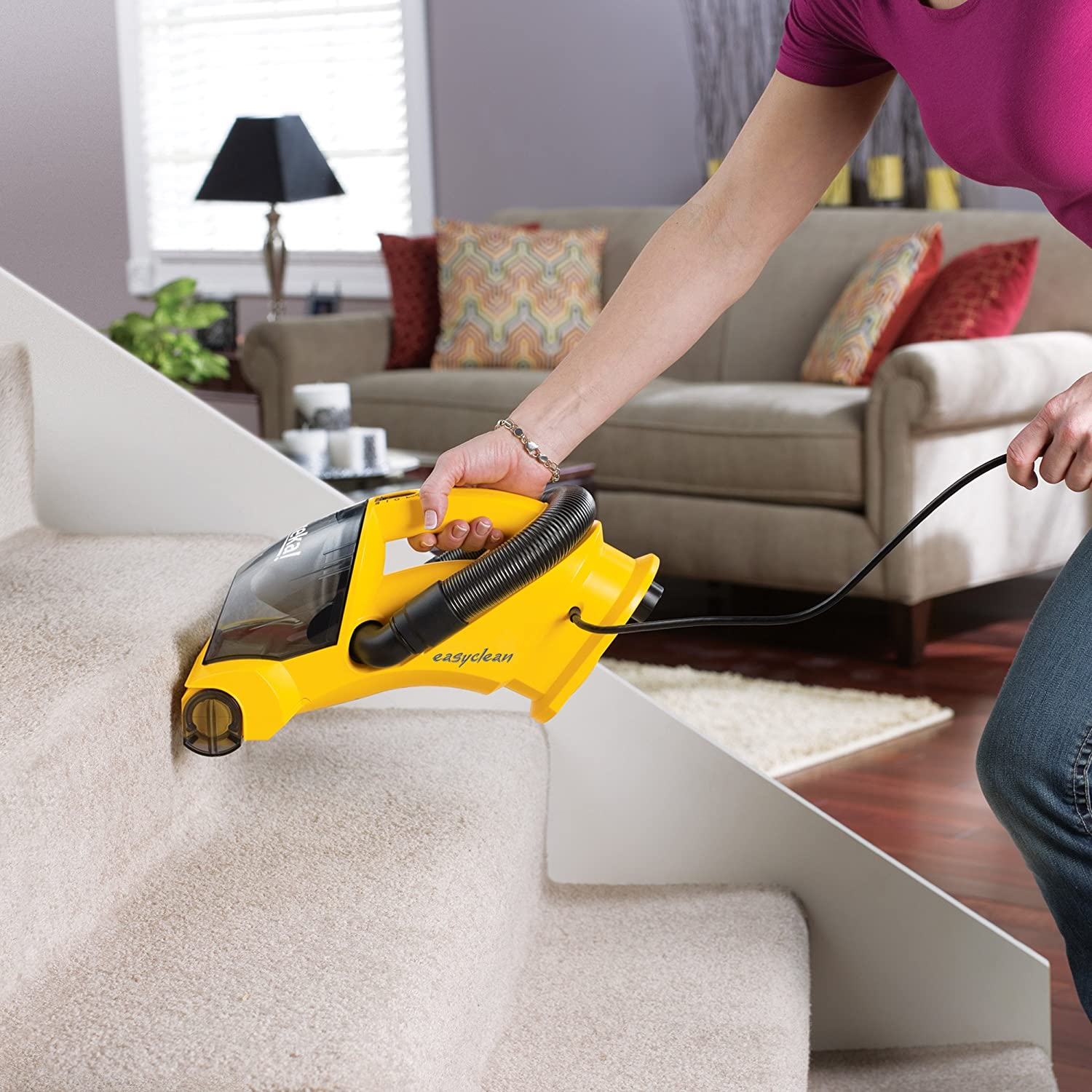 Eureka easy clean vacuum cleaner