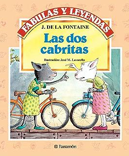 Las dos cabritas (Fabulas y leyendas) (Spanish Edition)