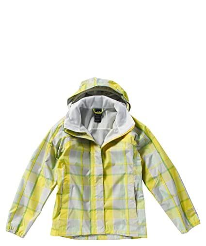 586330247f52 The North Face Conjuntos deportivos G Plaid Resolve Jacket Yellow S Junior