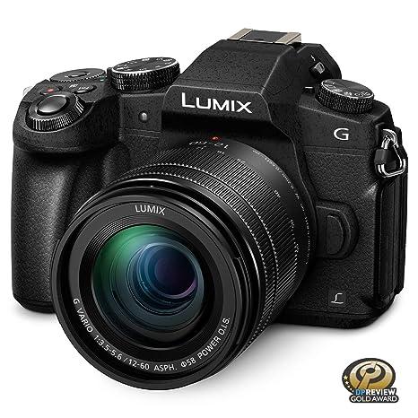 Panasonic LUMIX DMC-G85KBODY 4K cámara de Lente Intercambiable sin ...