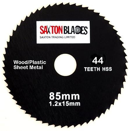 Saxton 85mm x 44t hss circular saw blade worx worxsaw bosch makita saxton 85mm x 44t hss circular saw blade worx worxsaw bosch makita ryobi etc keyboard keysfo Gallery