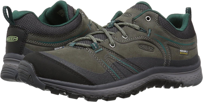 KEEN Womens Terradora Leather wp-w Hiking Shoe