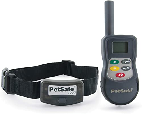 PetSafe Elite Little and Big Dog Remote Trainers, for Small, Medium and Large Dogs, Tone and Static, Waterproof and Rechargeable