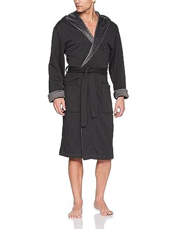 20ab34ef407 UGG Men's Brunswick, Black Bear Heather, M/L: Amazon.co.uk: Clothing