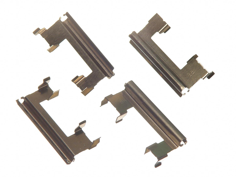 Rear Wagner H5645 Disc Brake Hardware Kit