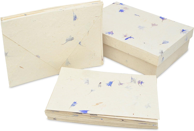 Kathmandu greeting card and envelope box set
