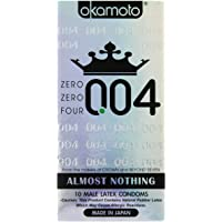 Okamoto 0.04 Zero Zero Four Condoms 10ea pack